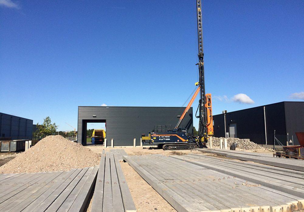 Gestart met uitbreiding bedrijfspand Banzo Engineering te Hoogeveen