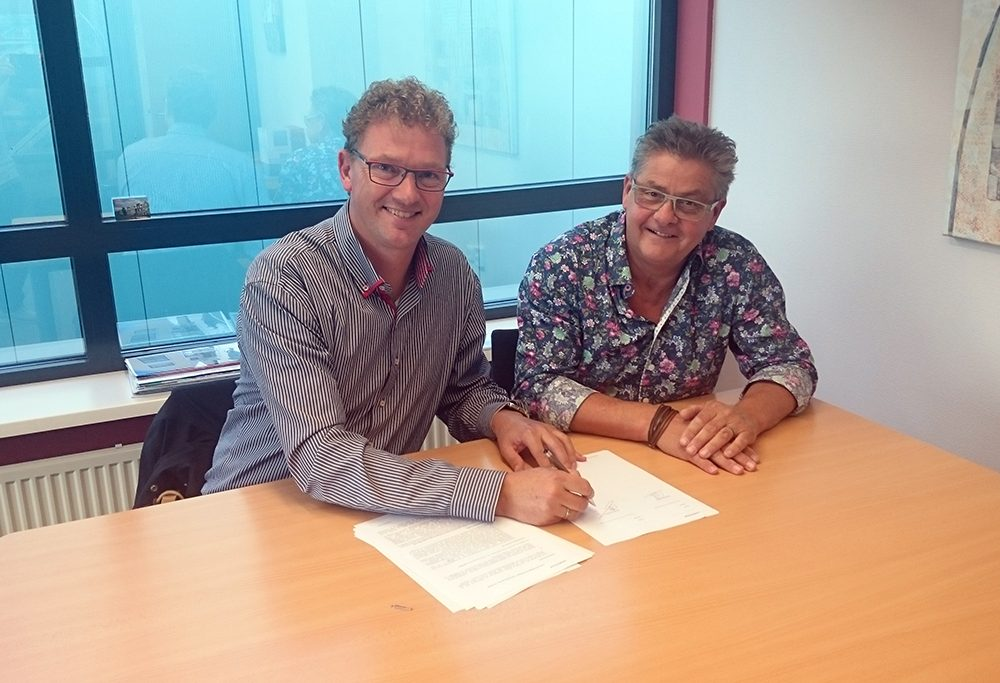 Samenwerkingsovereenkomst Knol Bouwgroep en Ewoning