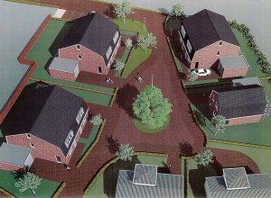 Zeven woningen Ermelo