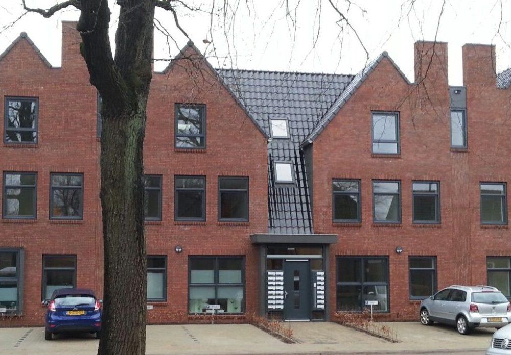 Oplevering 24 appartementen Hengelo