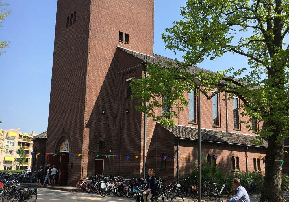 Feestelijke opening Koningskerk te Deventer