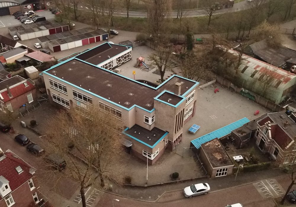 Opdracht uitbreiding en renovatie Calvijnschool Meppel