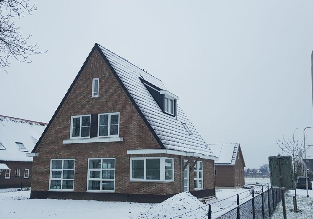 Nieuwbouw woning Doornenburg
