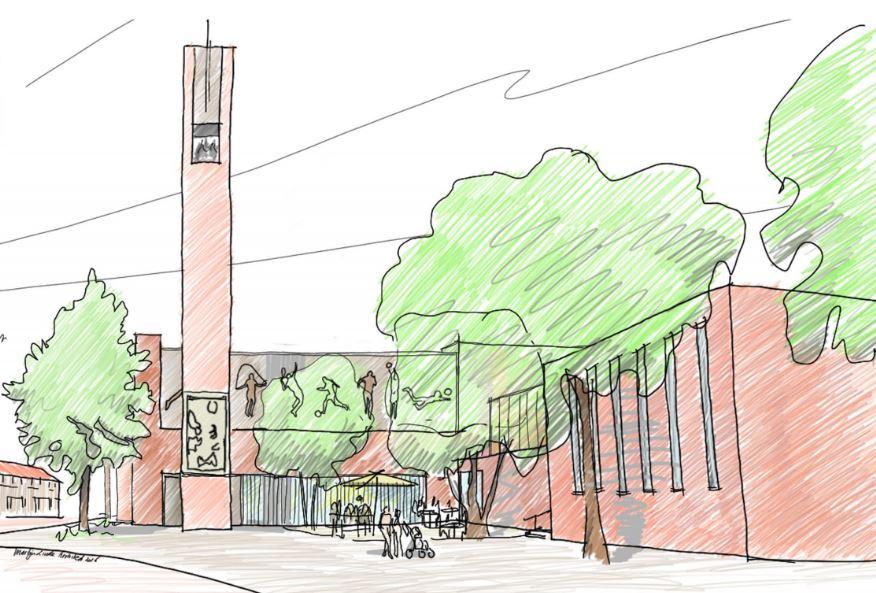 Nieuw: nieuwbouw MFG Biddinghuizen
