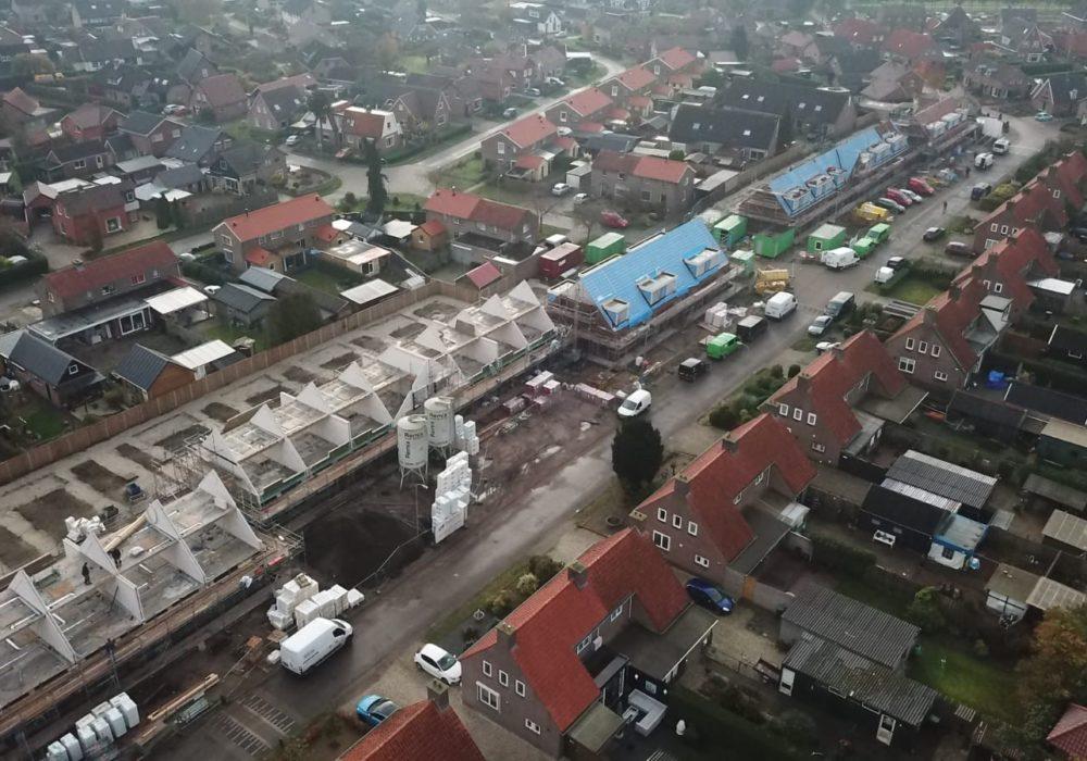 bouwupdate 35 woningen Heerde