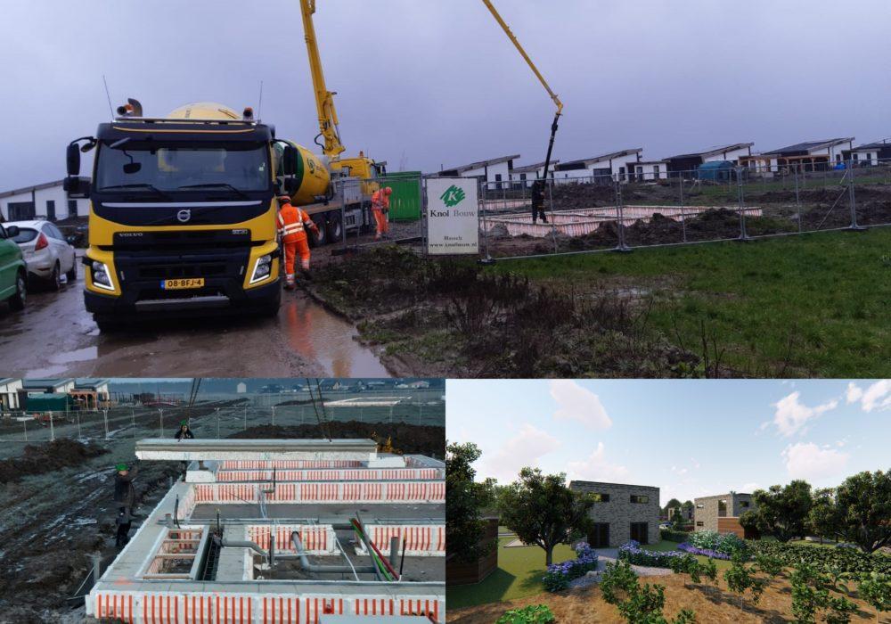 start bouw almere