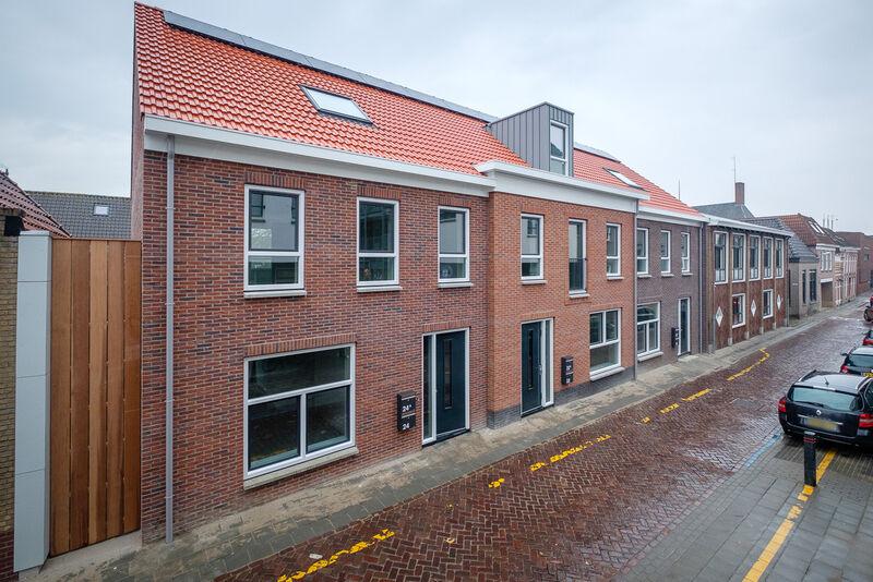 Oplevering zes appartementen Genemuiden